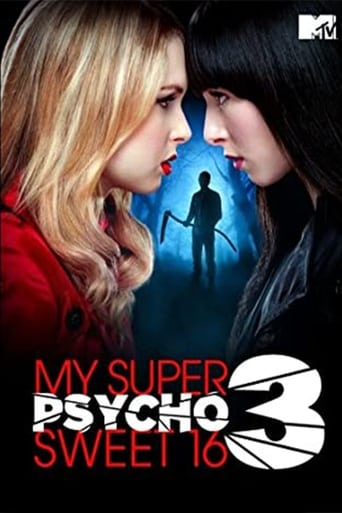 Poster of My Super Psycho Sweet 16: Part 3