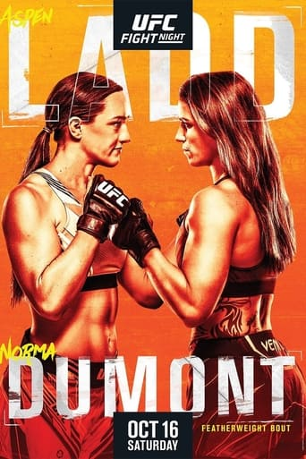 UFC Fight Night 195 - Ladd vs. Dumont