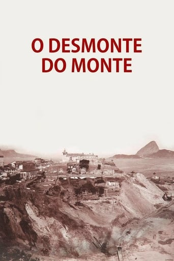 Poster of O Desmonte do Monte