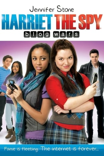 Poster of Harriet the Spy: Blog Wars