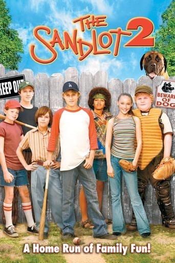 Poster of The Sandlot 2 fragman