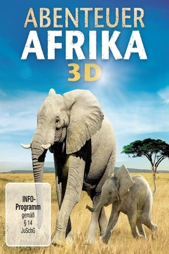 3D Safari Africa - Poster