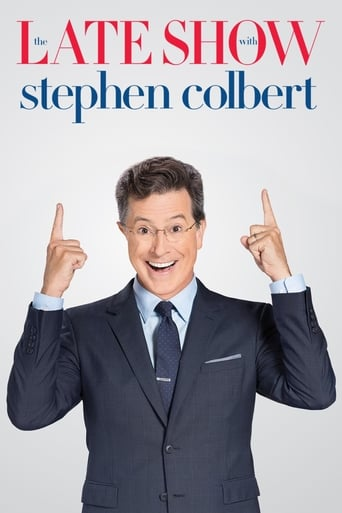 Poster of The Late Show with Stephen Colbert