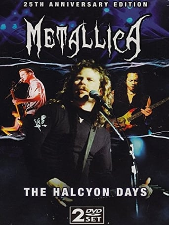 Metallica: The Halcyon Days