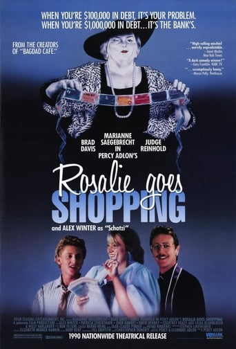 Poster of Rosalie Goes Shopping