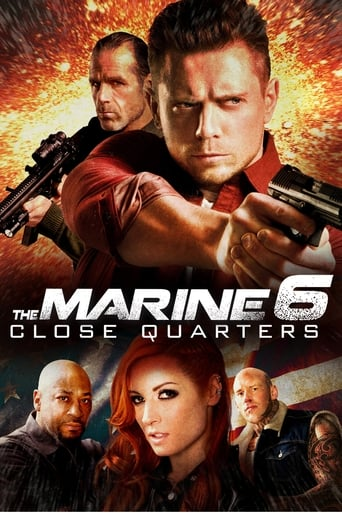 Poster of The Marine 6: Close Quarters