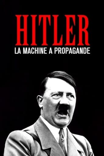 Hitler's Propaganda Machine