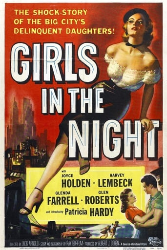 Poster of Girls in the Night