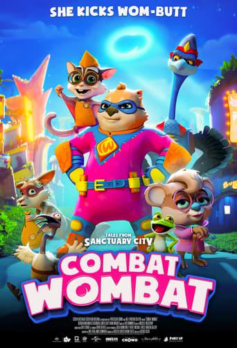 Combat Wombat Poster