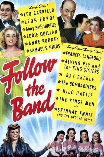Poster of Follow the Band