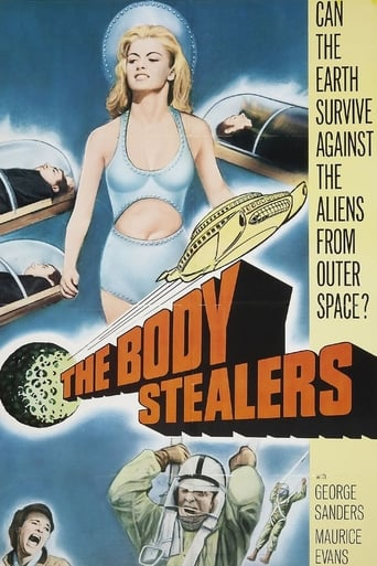 Poster of The Body Stealers