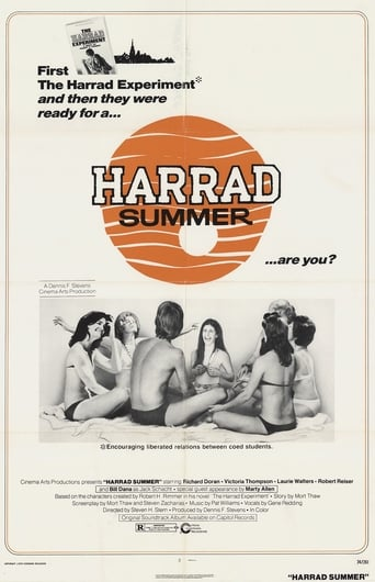 Poster of Harrad Summer