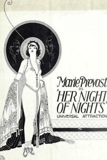 Her Night of Nights