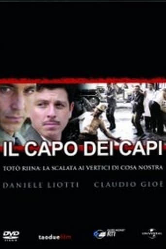 Poster of Il capo dei capi