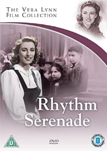 Poster of Rhythm Serenade