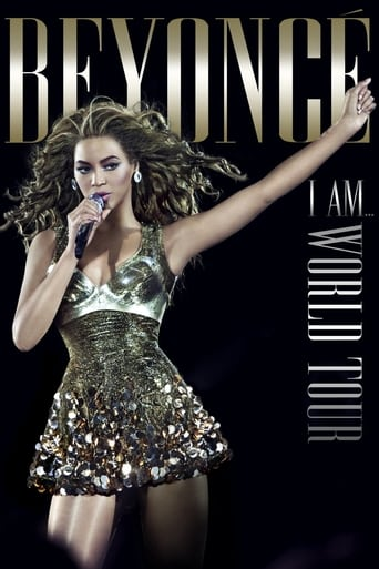 Poster of Beyoncé: I Am... World Tour