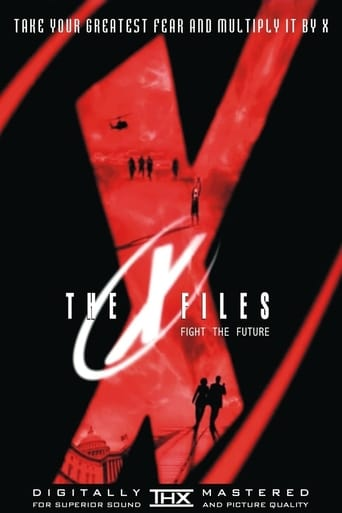 Poster of The X Files: Fight the Future