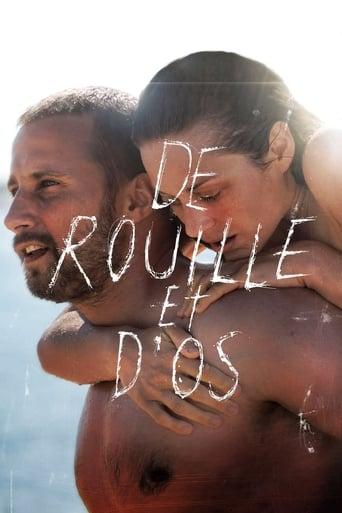 Poster of De óxido y hueso