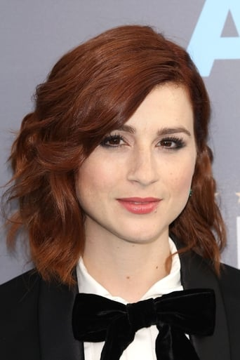 Aya Cash alias Gretchen Cutler