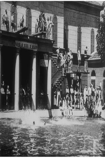 Baths at Milan, Italy