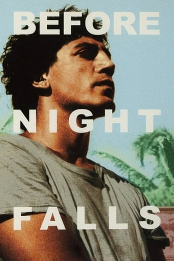 Before Night Falls (2000) - poster
