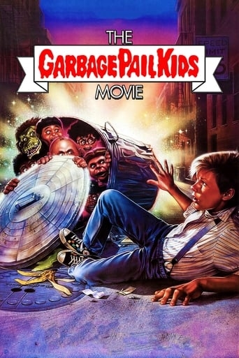The Garbage Pail Kids Movie Poster