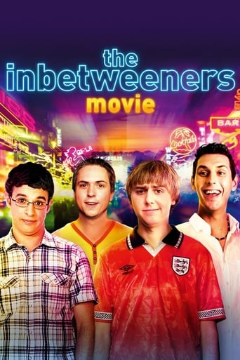 Poster of The Inbetweeners Movie