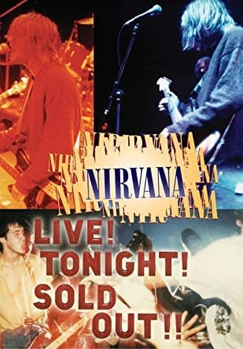Nirvana : Live! Tonight! Sold Out!! poster