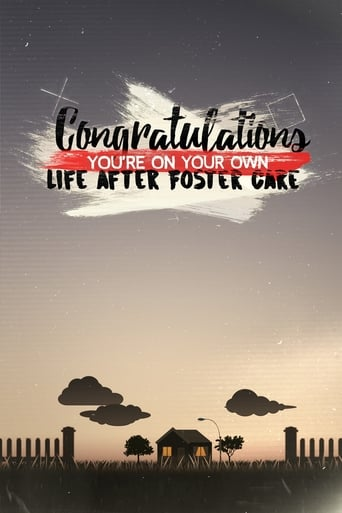 Poster of Congratulations, You're On Your Own: Life After Foster Care
