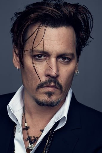 Johnny Depp in Sherlock Gnomes