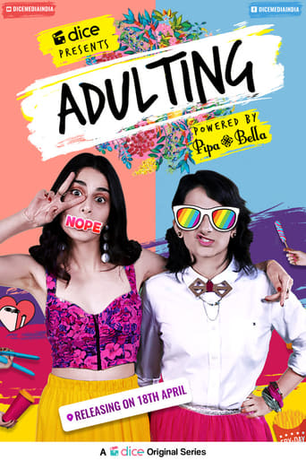 Poster of Adulting
