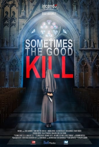 Poster of Sometimes the Good Kill