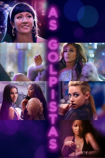As Golpistas - Poster