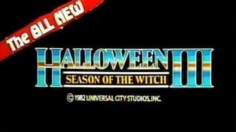 Хелловін 3: Сезон відьом (1982)