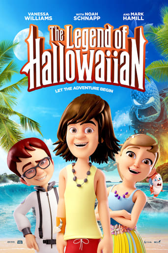 Assistir The Legend of Hallowaiian online