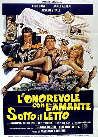 Poster of L'onorevole con l'amante sotto il letto