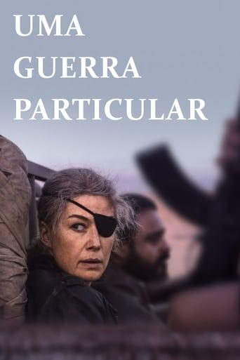 Uma Guerra Pessoal - Poster