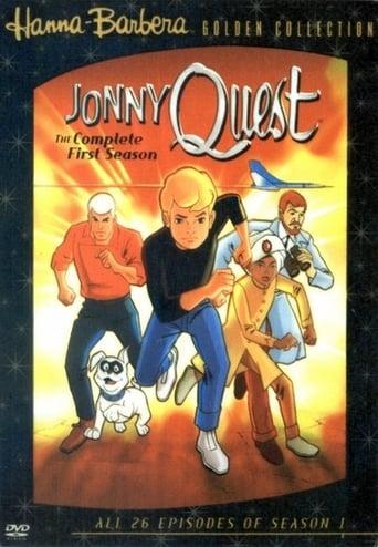 Jonny Quest 1ª Temporada - Poster