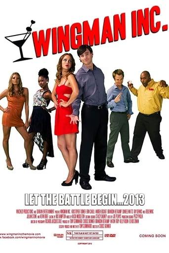 Poster of Wingman Inc.