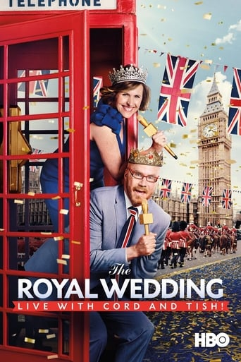 Poster of The Royal Wedding Live with Cord and Tish!