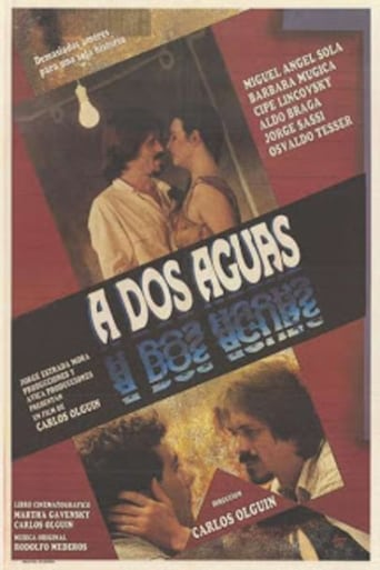 A dos aguas Movie Poster