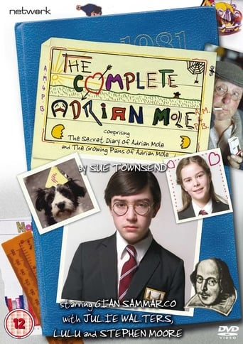 Poster of The Secret Diary of Adrian Mole