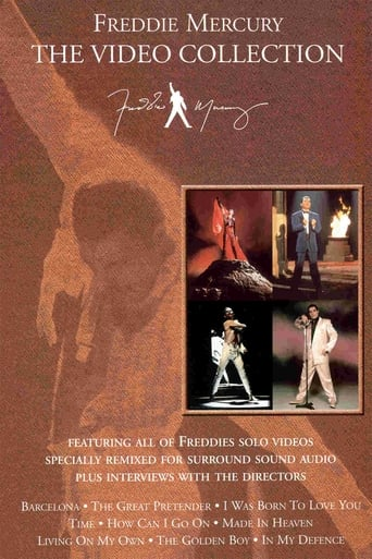 Freddie Mercury the Video Collection poster