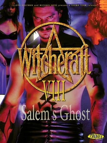 Poster of Witchcraft 8: Salem's Ghost