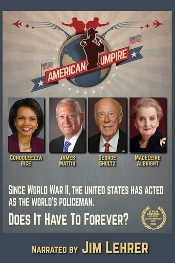 Poster of American Umpire