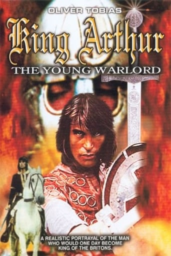 Poster of King Arthur, the Young Warlord