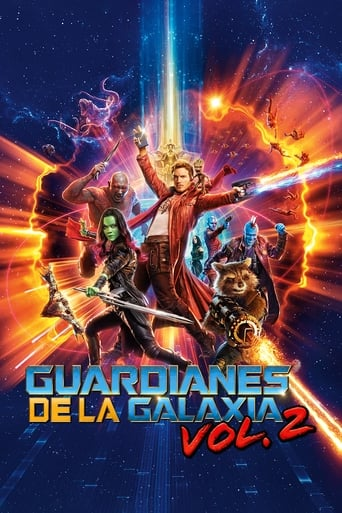 Poster of Guardianes de la galaxia Vol. 2