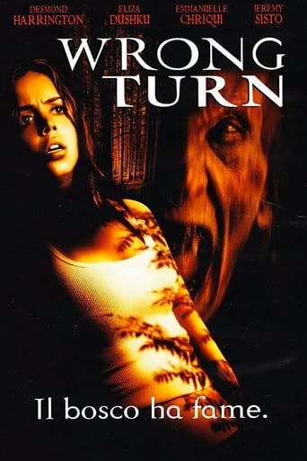 Wrong Turn - Il bosco ha fame