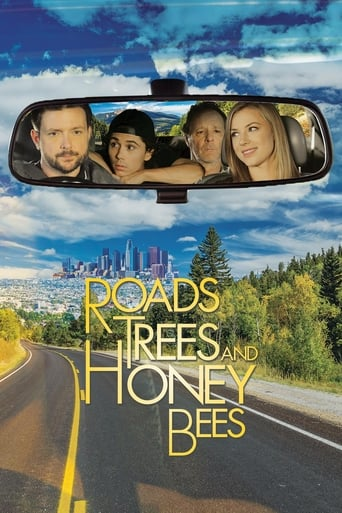 Poster of Roads, Trees and Honey Bees