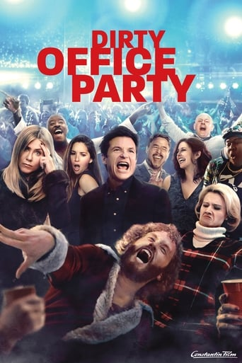 Filmplakat von Office Christmas Party